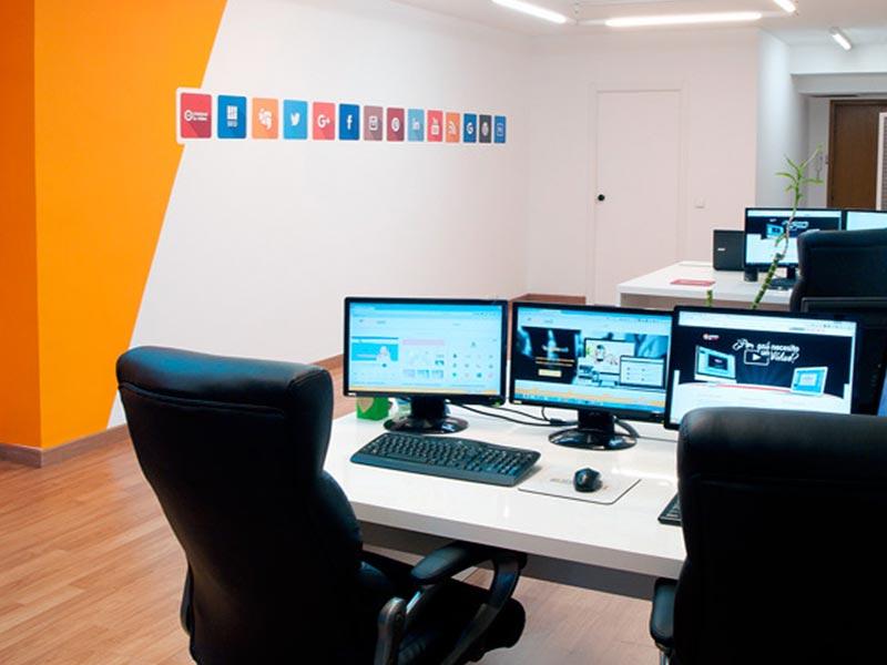 Mesas oficina Aeuroweb