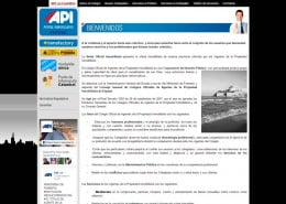Página API Castellon