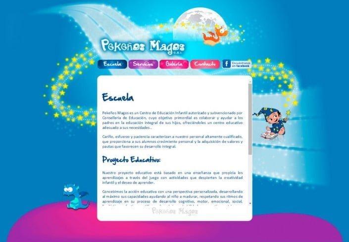 Pagina Peke Magos