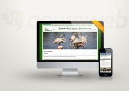 Página Visit Natura