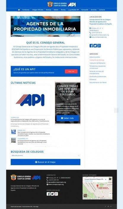 Página COAPIS