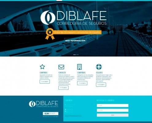 Página Diblafe