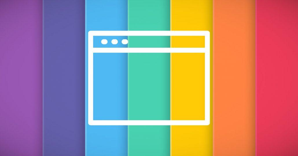 La importancia de los colores en diseño web | www.aeuroweb.com