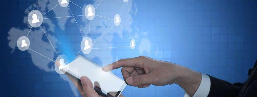información personal redes sociales