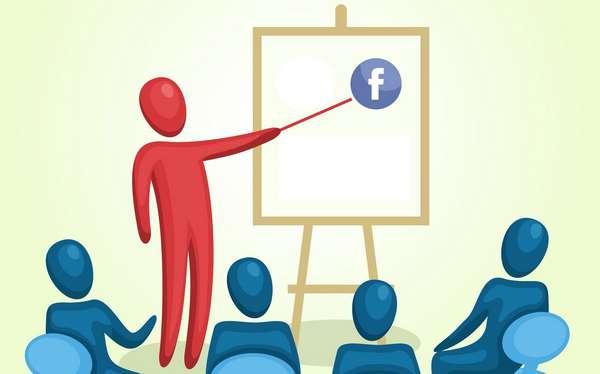 buscar imágenes en Facebook