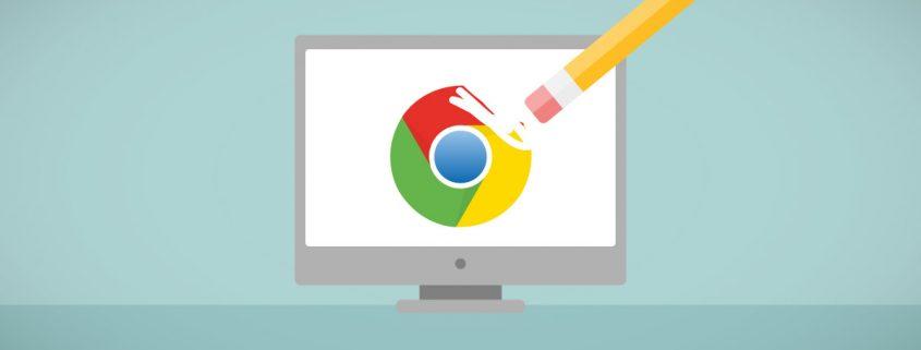 borrar cache navegador