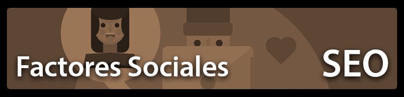 factores seo sociales