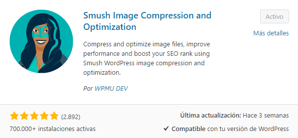 smush image compression