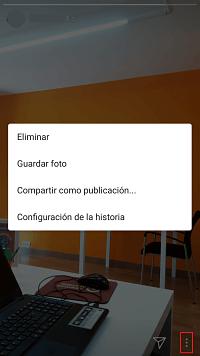 Configuración historia