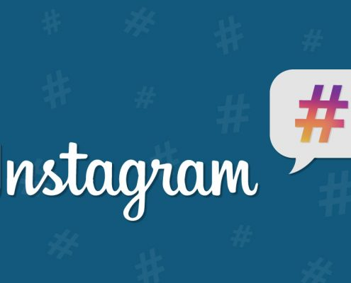 Hashtags de Instagram