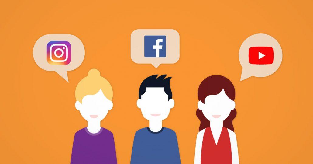 Image result for redes sociales marketing