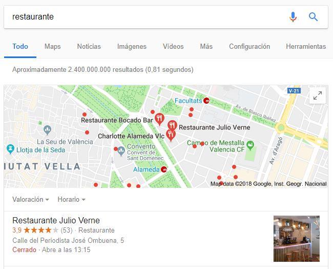 búsqueda local