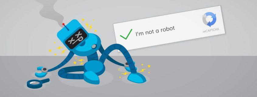 añadir reCAPTCHA formularios contacto WordPress