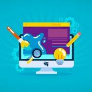 Diseño página web buena impresión