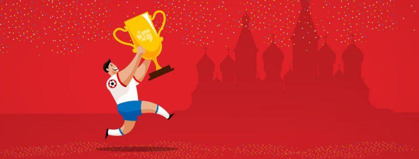 tácticas marketing digital Mundial Rusia