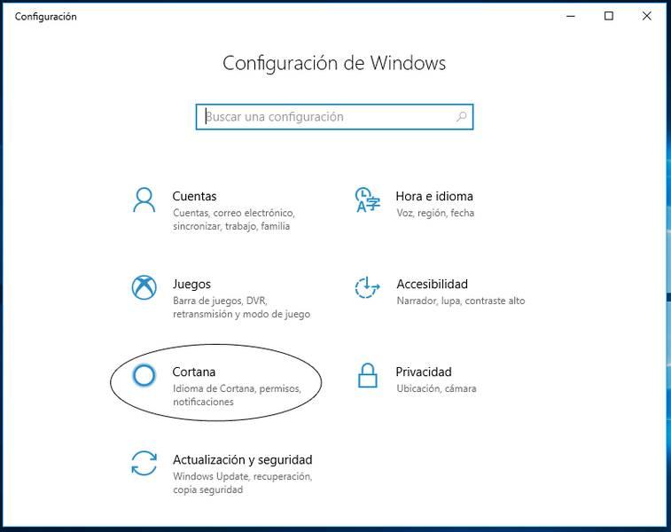 Accesibilidad en Microsoft