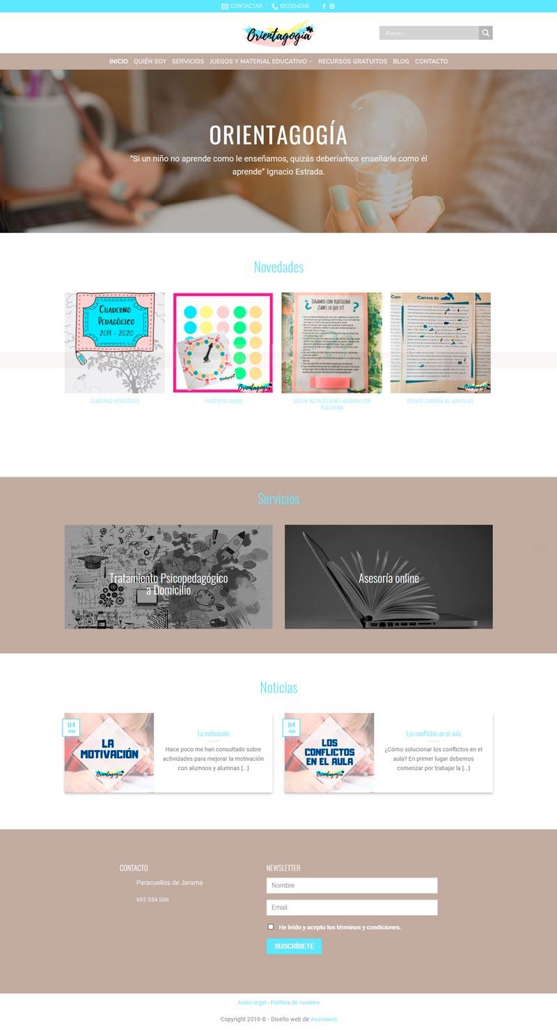 portfolio-aeuroweb-orientagogia-inicio