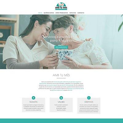 web amb tu mes