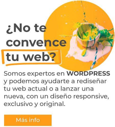 expertos en wordpress