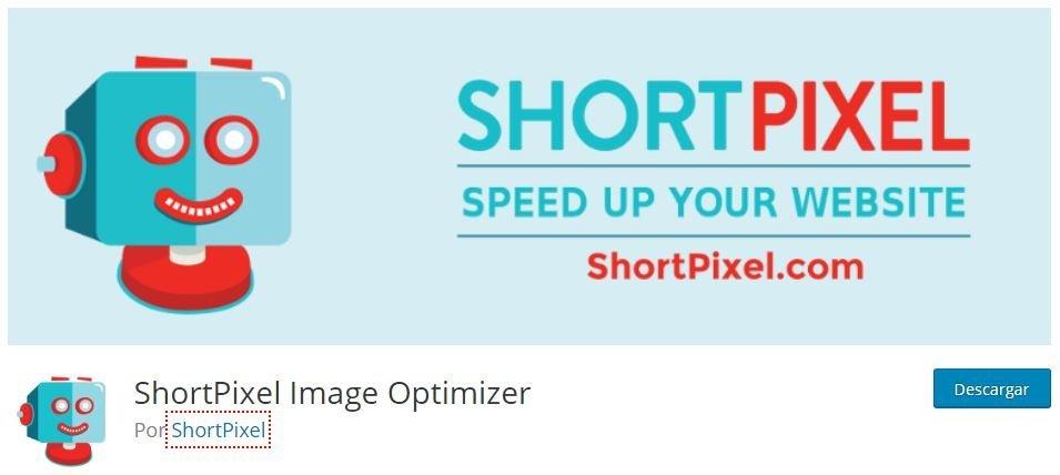 Shortpixel WebP