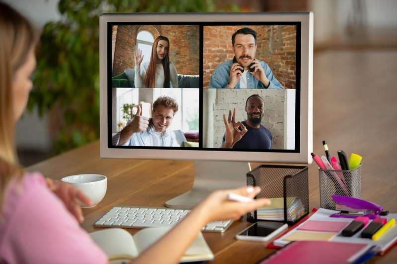 Directos de 4 personas, videollamada